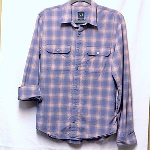 Armani Exchange Button Up Shirt